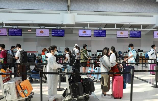 Rapatriement de plus de 340 Vietnamiens au Canada hinh anh 1