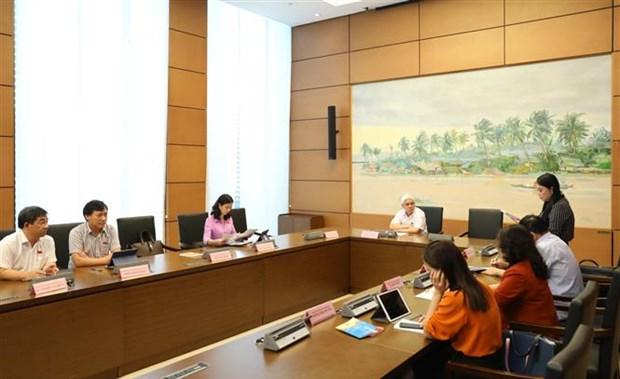 Le projet de loi sur les garde-frontieres en debat a l'Assemblee nationale hinh anh 1