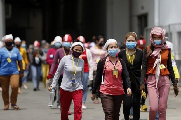 Cambodge : un milliard de dollars pour la lutte anticoronavirus et la relance hinh anh 1