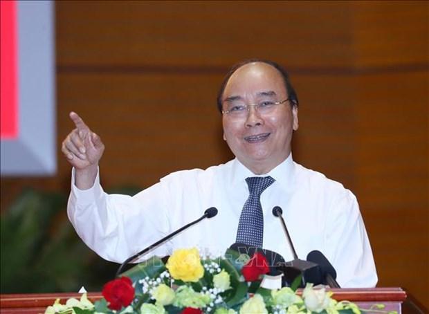 Le PM apprecie les contributions de la presse a la lutte contre le COVID-19 hinh anh 1