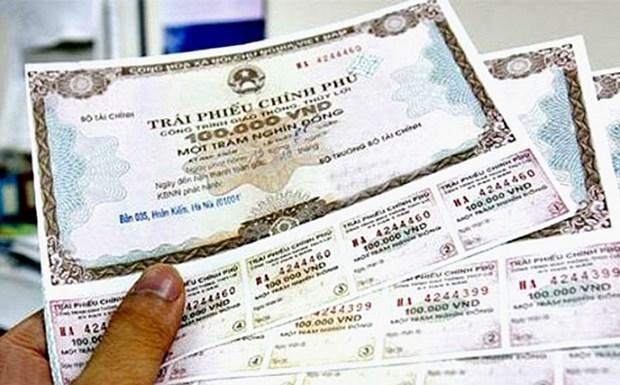 Obligations gouvernementales : mobilisation de plus de 6.400 milliards de dongs hinh anh 1