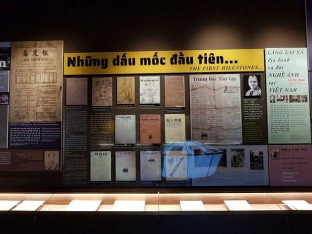 Le Musee de la presse du Vietnam ouvrira prochainement ses portes hinh anh 1