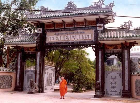 Le monastere zen de Van Hanh a Da Lat hinh anh 1