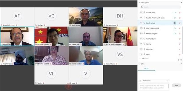 Le Vietnam invite l'Inde a s'abstenir de recours commerciaux contre ses produits hinh anh 1