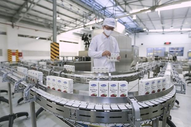 Vinamilk, la premiere entreprise laitiere du Vietnam autorisee a exporter vers l'EAEU hinh anh 1