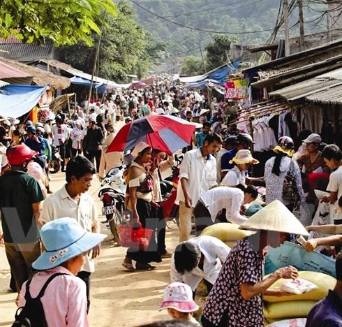 Errance dans la Reserve naturelle de Pu Luong a la saison du riz mur hinh anh 3