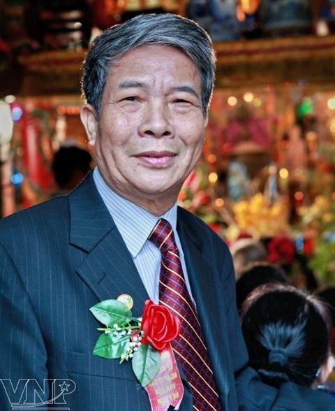Ngo Duc Thinh, gardien du culte des Deesses-Meres hinh anh 1