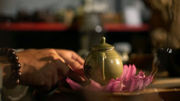 Le the au lotus ou l'elegance hanoienne hinh anh 3