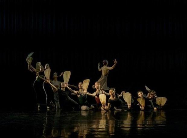 Premier ballet racontant l'histoire de Kieu mis en scene a HCM-Ville hinh anh 1