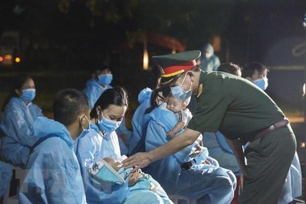 COVID-19: Le Vietnam passe 66 jours consecutifs sans nouvelle infection communautaire hinh anh 1