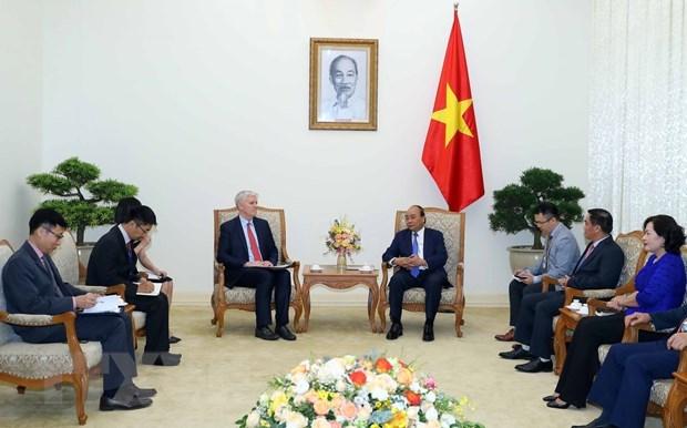 Le Vietnam apprecie hautement l'assistance de la BAD hinh anh 1