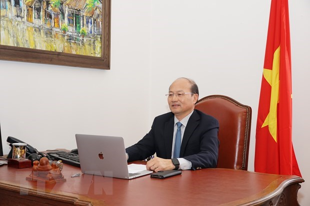 COVID-19: le Vietnam partage des experiences dans l'application des technologies nucleaires hinh anh 1