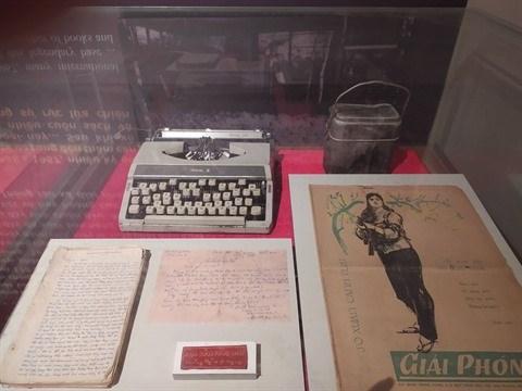 Un musee a la gloire de la presse vietnamienne hinh anh 2