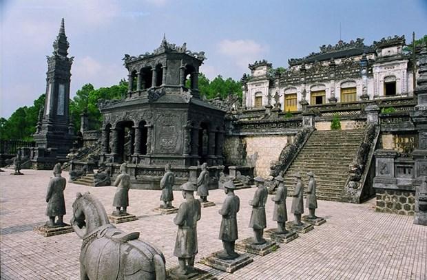 Hue s'entiche des monuments historiques hinh anh 2