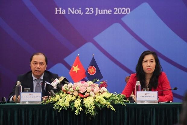 La lutte contre le COVID-19 au menu du 36e sommet de l'ASEAN hinh anh 1
