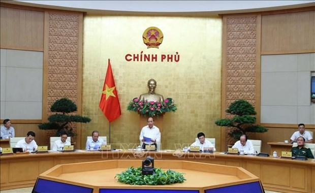 Le Premier ministre demande d'etre vigilant pour assurer la sante de la population hinh anh 1