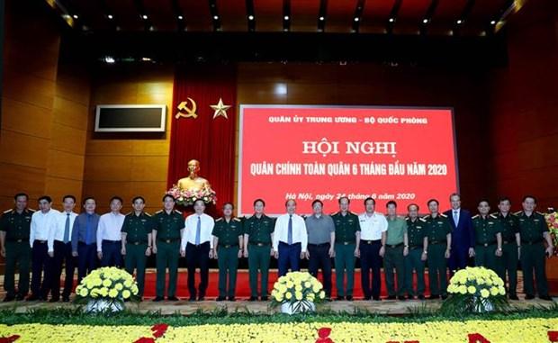 Le PM demande de relever le defi de l'edification et de la defense de la Patrie hinh anh 2