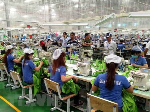 1er semestre : 6 milliards de dollars de fonds d'IDE dans les ZI et ZE du Vietnam hinh anh 1