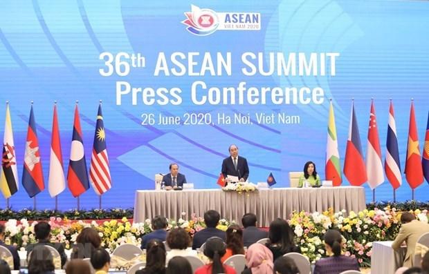 PM Nguyen Xuan Phuc: le 36e Sommet de l'ASEAN couronne de succes hinh anh 1