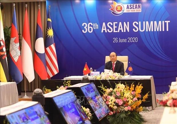 La presse indonesienne met en vedette le 36e Sommet de l'ASEAN hinh anh 1