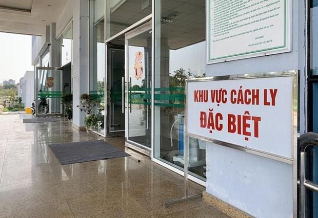 COVID-19 : le Vietnam confirme deux cas supplementaires hinh anh 1