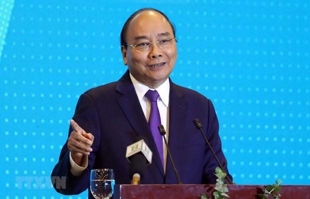 Le PM a la conference de cooperation d'investissement et de developpement de Hanoi hinh anh 1