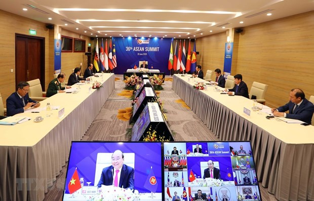 Plusieurs medias europeens s'interessent au 36e Sommet de l'ASEAN hinh anh 1