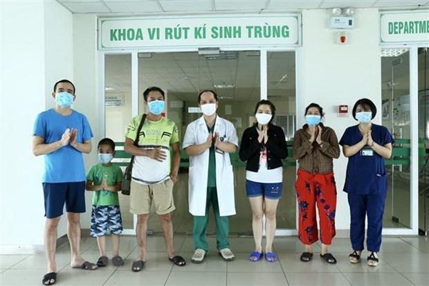 Le Vietnam parmi les beneficiaires de l'APD de la R. de Coree pour lutter contre le COVID-19 hinh anh 1