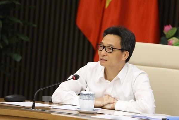 Le Vietnam invite a se joindre a la production de vaccin contre le SRAS-CoV-2 hinh anh 1
