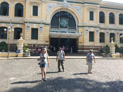 De Ho Chi Minh-Ville aux provinces du Sud-Est, la reconnexion touristique hinh anh 1