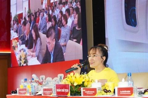 Les actionnaires de Vietjet recoivent un dividende de 50% en actions hinh anh 2