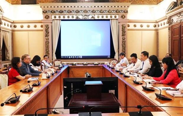 Ho Chi Minh-Ville souhaite booster ses liens avec le Danemark hinh anh 2