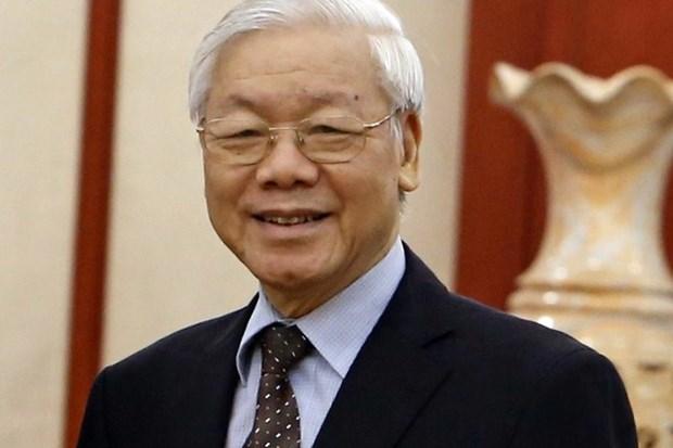 Le Vietnam felicite le Canada pour son 153e anniversaire hinh anh 1