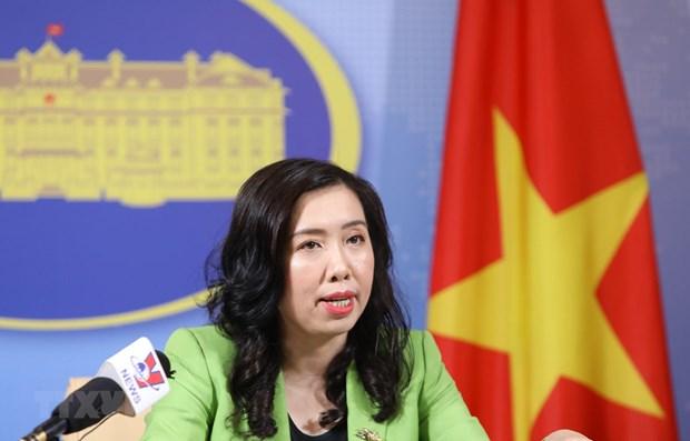 Le Vietnam est pret a cooperer pour lutter contre la traite des personnes hinh anh 1