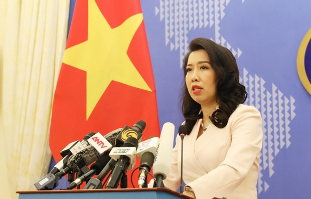 Le Vietnam souhaite une situation stable a Hong Kong (Chine) hinh anh 1