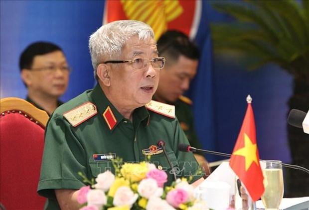 Vietnam - Russie : promouvoir une cooperation efficace en matiere de defense hinh anh 1