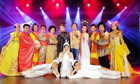 Bientot un Theatre pour enfants a Da Nang hinh anh 1