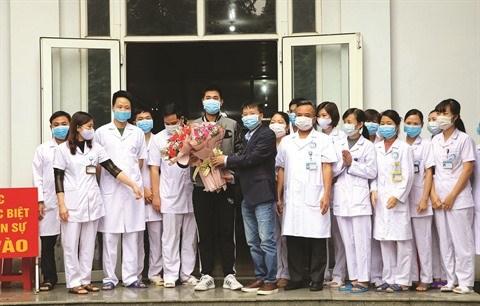 Coronavirus : le Centre de controle des maladies de Ninh Binh se distingue hinh anh 1