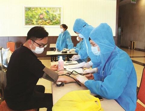 Coronavirus : le Centre de controle des maladies de Ninh Binh se distingue hinh anh 2