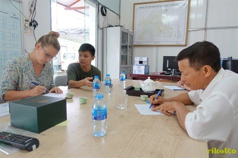 Sociologie rurale, filon de la cooperation Vietnam-Belgique hinh anh 3