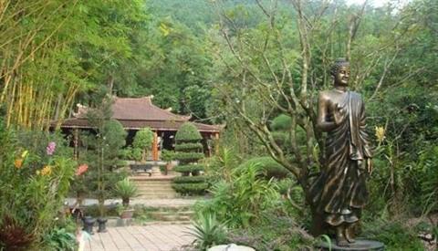 Huyen Khong Son Thuong, une des plus belles pagodes a Hue hinh anh 2