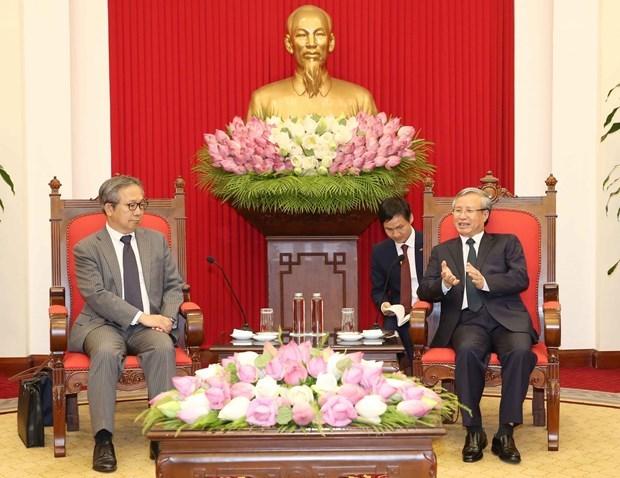 Vietnam et Japon intensifient leur partenariat strategique approfondi dans un nouveau contexte hinh anh 1