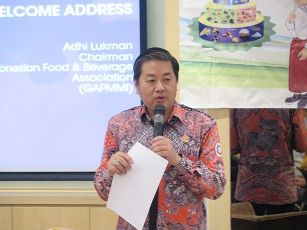 Les professionnels des aliments et boissons indonesiens misent sur le RCEP hinh anh 1