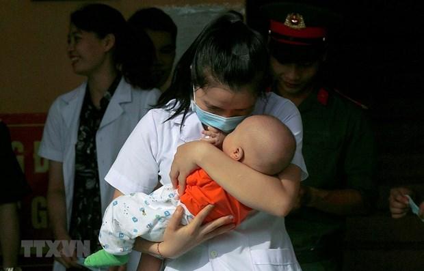 Coronavirus : le Vietnam ne rapporte aucun nouveau cas local en 84 jours hinh anh 1