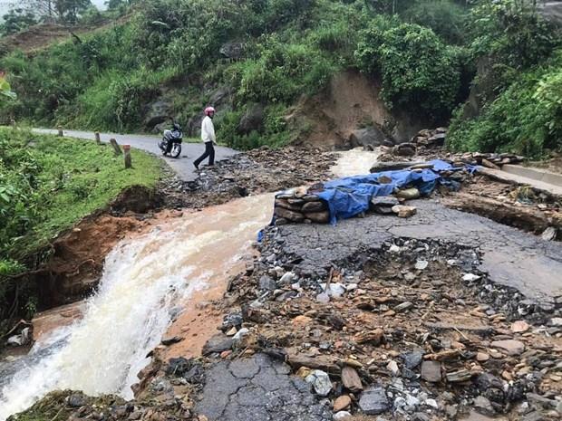 1er semestre: les catastrophes naturelles provoquent de lourds degats hinh anh 1