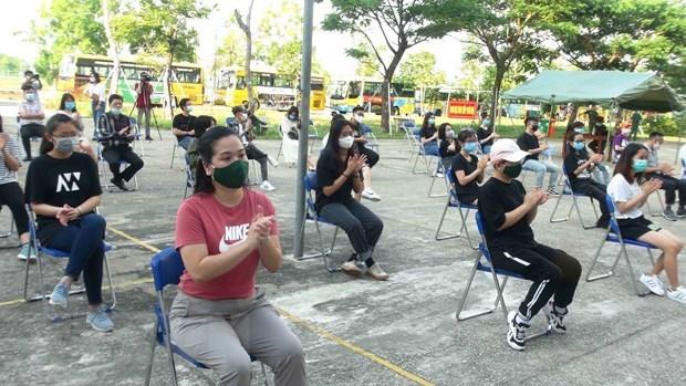 Le Vietnam n'a pas de transmission communautaire de COVID-19 pendant 85 jours consecutifs hinh anh 1