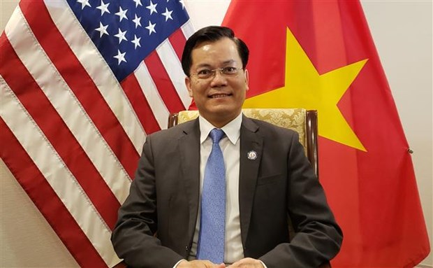 Les relations vietnamo-americaines depassent l'imagination apres 25 ans hinh anh 1