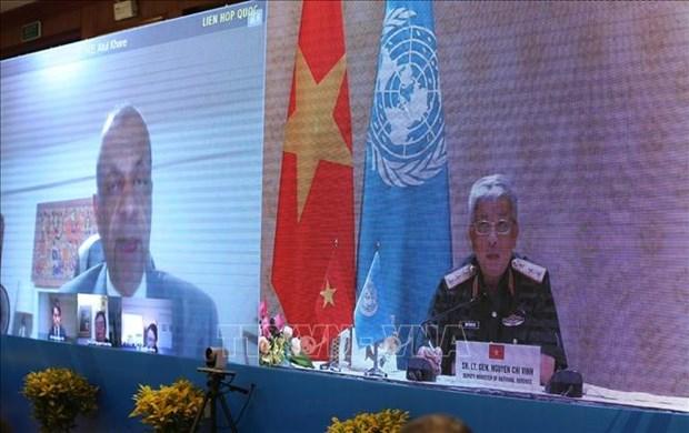 L'ONU exhorte le Vietnam a elever le niveau de preparation de ses sapeurs hinh anh 1
