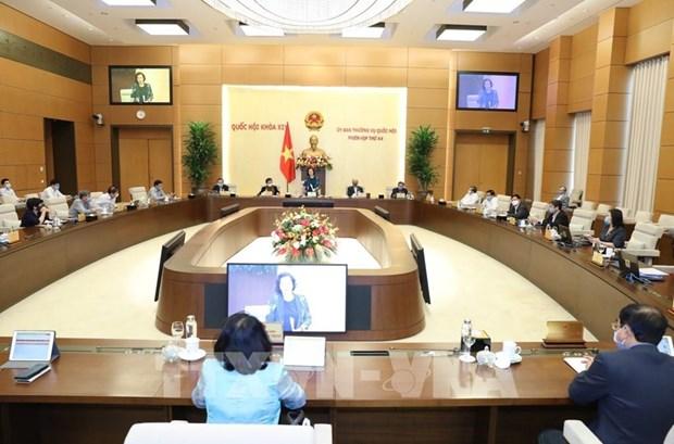 La 46e reunion du Comite permanent de l'AN va debuter le 13 juillet hinh anh 1