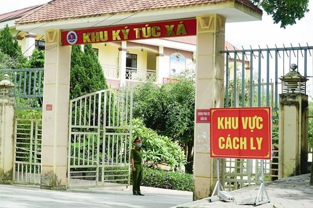 COVID-19 : le Vietnam confirme deux nouveaux cas d'infection importes hinh anh 1